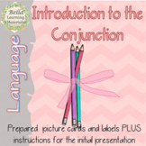 Montessori Practice with the Conjunction