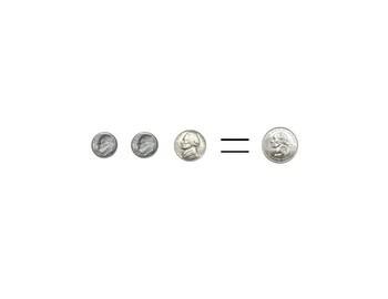 Montessori Preschool MONEY EXCHANGING GAME- Dollar, Coins Values, Math