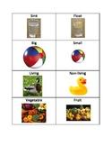 Montessori-Science Basket Labels