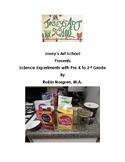 Montessori Science Does it Dissolve Molecules Pre-K Elementary Reggio