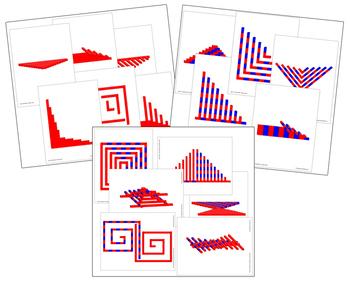 Montessori Sensorial Extensions Bundle