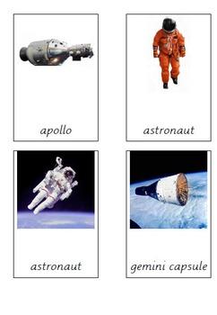 Montessori Space materials
