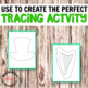 St Patrick's Day tracing or Montessori Pin Punching Printables