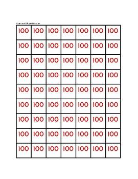 Montessori Stamp Game Printable