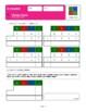 Montessori Stamp Game Static Subtraction Workbook