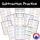 Montessori Subtraction Worksheets
