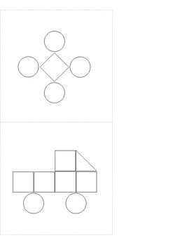 Montessori Superimposition of Shapes