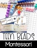 Montessori Teen Bead Activities