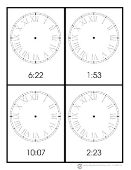 photo relating to Roman Numerals Printable identified as Montessori Telling Year: Roman Numerals Printable Pack
