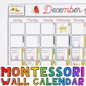 giant wall calendar gigantic wall montessorithemed giant wall calendar perpetual calendar only
