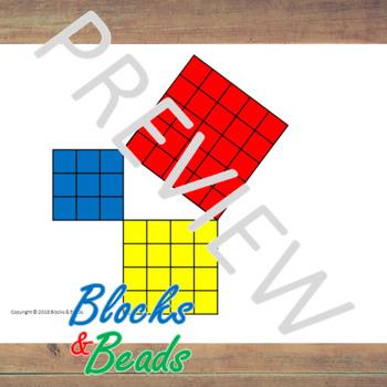 Montessori: Theorem of Pythagoras Boards