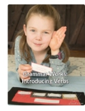 Montessori Verb Lessons: Introducing the Verb (Key Experience)