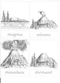 Montessori Volcano Phases