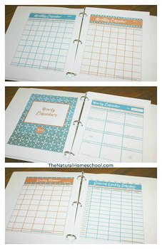 Montessori at Home Planner