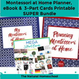Montessori at Home SUPER MEGA Printable Starter Bundle