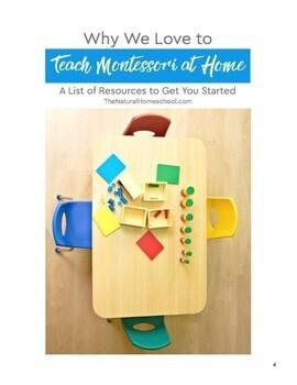 Montessori at Home eBook