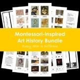 Montessori-inspired Art History Bundle
