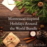 Montessori-inspired Holidays Around the World Bundle