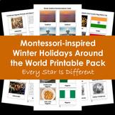 Montessori-inspired Winter Holidays Around the World Print