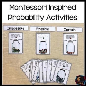 Montessori math: Probability