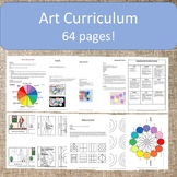 Montessori or Preschool Art Appreciation Curriculum