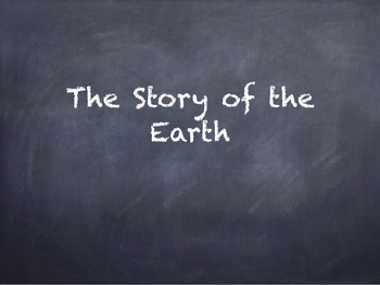 Montessori's First Great Lesson Part 2: The Story of the Earth