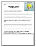 """Montgolfier Brothers' """"Hot Air Balloon"""" Comprehension Page"""