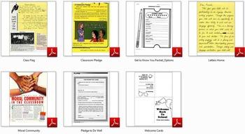 Month Files: September Fillers for Teachers