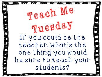 Month One Of Whiteboard Morning Thought Provoking Questions!