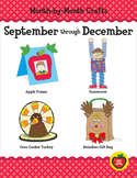 Month-by-Month Crafts: September through December