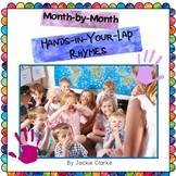 Month-by-Month Hands-in-Your-Lap Rhymes