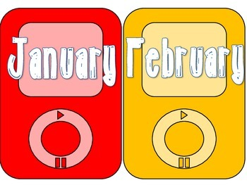 Month iPods