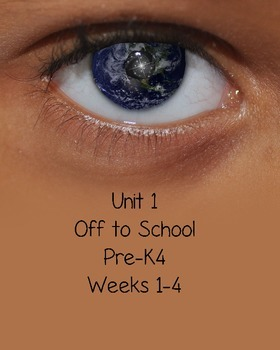 Month one; Unit one - Welcome to School