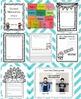Month to Month School Memorybook Portfolio yearbook