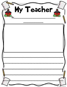 First Grade Year Long D.E.W. (Drop Everything & Write), Rubrics & Data Charts