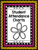 Monthly Attendance Charts