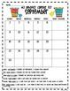 Monthly Behavior Calendar