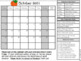 Monthly Behavior Chart School-to-Home Calendars & Behavior Clip Chart