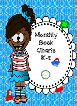 Monthly Book Charts
