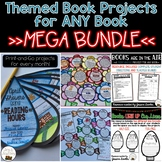 Book Projects for Any Book - Monthly Themes