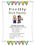 Monthly Book Report