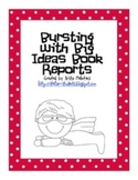Monthly Book Report Options