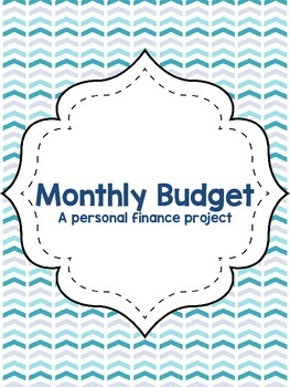 Monthly Budget Project
