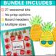 Monthly Bulletin Board Bundle | Bulletin Board Kits Bundle