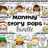 Monthly Bundle Story Starter Sticks