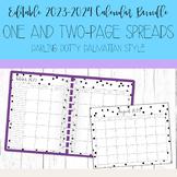 Monthly Calendar Bundle