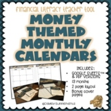 Monthly Calendar FREE YEARLY UPDATES