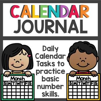 Calendar Math Meeting Activities