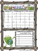 Monthly Calendar Organizers for Any Year
