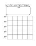 Monthly Calendar Printout